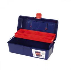 Boîte à outils 310 x 160 x 130 mm (1 étage) de marque OUTIFRANCE , référence: B1755000