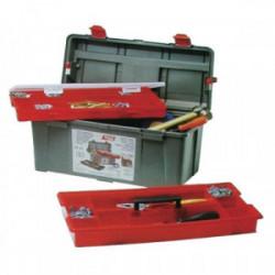 Boîte à outils avec baladeur et organiseur de marque OUTIFRANCE , référence: B1755500