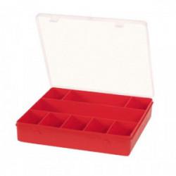 Boîte 210 x 200 x 40 mm (9 compartiments) de marque OUTIFRANCE , référence: B1755600