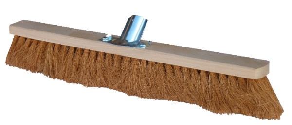 Balai de piste en coco (Ø emmanchement 28 mm) sans manche