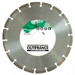 Disque diamant bâtiment Ø 125 x 22 mm de marque OUTIFRANCE , référence: B1773900