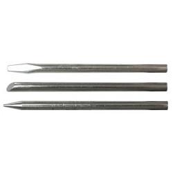 Jeu de 3 pannes Ø 2 mm pour fer à souder de marque MAXICRAFT, référence: B1794700