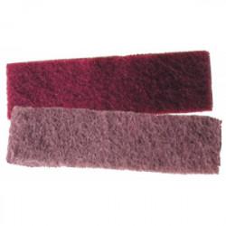 2 textures nylon abrasives (fin - très fin) de marque MAXICRAFT, référence: B1797300