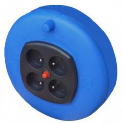 Enrouleur électrique fermé pour câble PVC 10 m de marque OUTIFRANCE , référence: B1809100