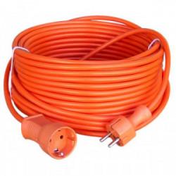 Rallonge électrique 25 m (16 A) avec terre de marque OUTIFRANCE , référence: B1809600