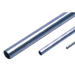 Tube en aluminium Ø 5,0 mm de marque MAXICRAFT, référence: B1820700