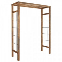 "Pergola ""Ikebana"" bois autoclave- 214 cm de marque Jardipolys, référence: J1832000"