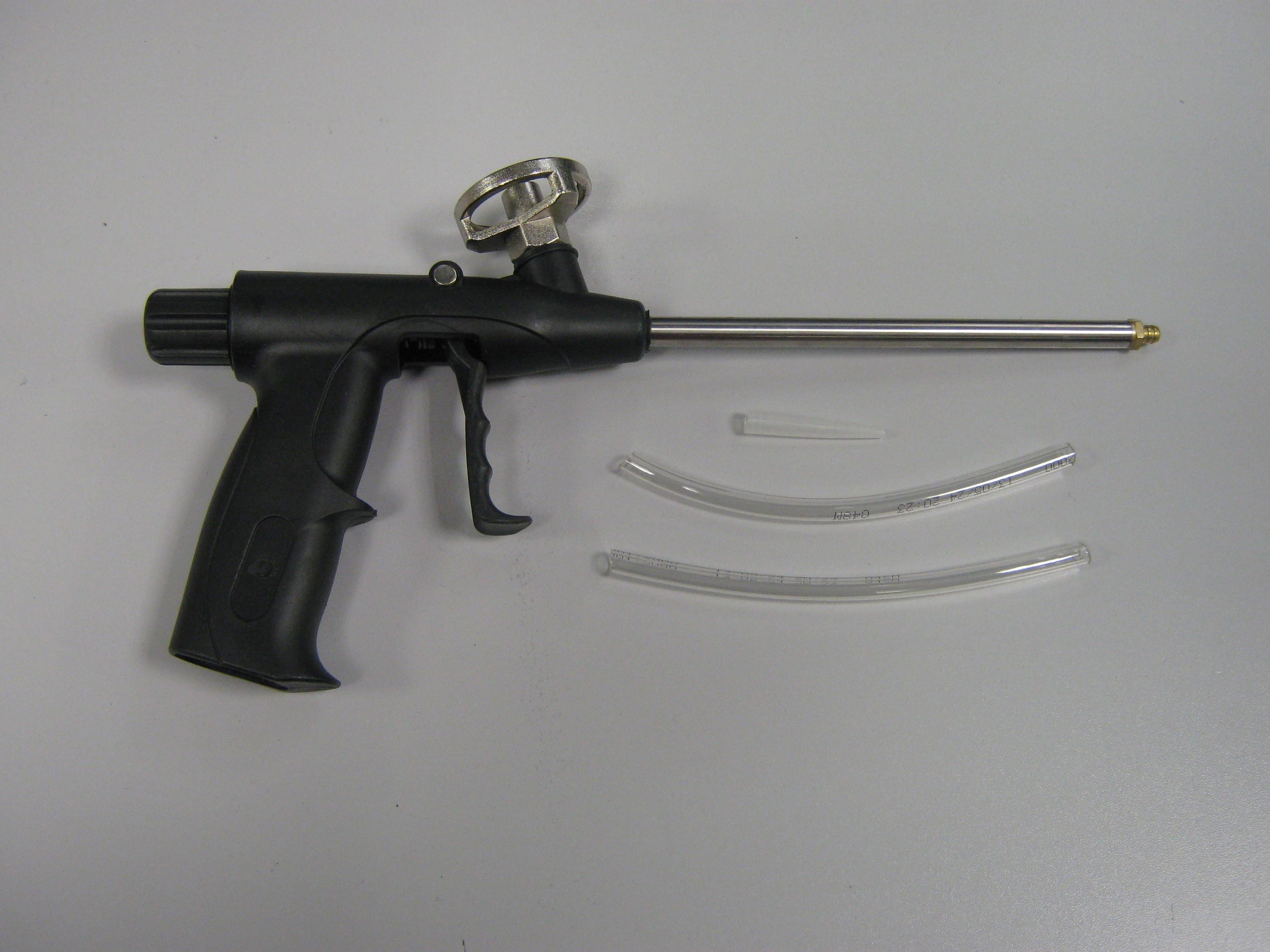 Pistolet à mousse polyuréthane