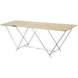 Table à tapisser standard de marque TECHNO, référence: B1862400