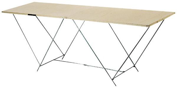 Table à tapisser standard