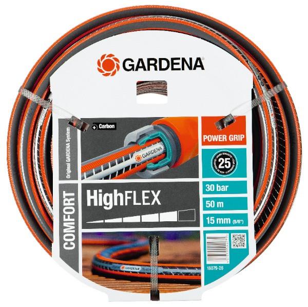 Superflex Tuyau Flexible en Silicone Noir /Ø 19 mm