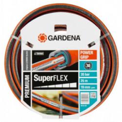 Tuyau d'arrosage SuperFlex Ø 19 mm - 25 m de marque GARDENA, référence: J1887400
