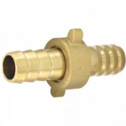 Raccord 3 pièces laiton Ø 15 mm - 15 x 21 mm de marque CAP VERT, référence: J2403000