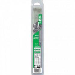 10 Electrodes inox Ø 2,5 mm de marque GYS, référence: B2424400
