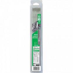 8 Electrodes inox Ø 3,2 mm de marque GYS, référence: B2424500