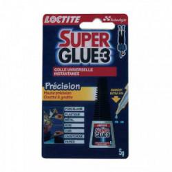 Super Glue 3 precision 5 g de marque Loctite, référence: B2430000
