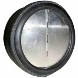 Clapet anti-retour Ø 125 mm de marque Dmo, référence: B2591300