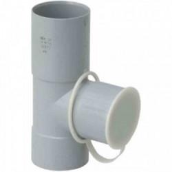Collecteur d'eaux de pluie de gouttière - gris de marque GIRPI, référence: B2661300