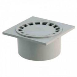 Siphon de sol PVC 150 x 150 - gris de marque GIRPI, référence: B2661500