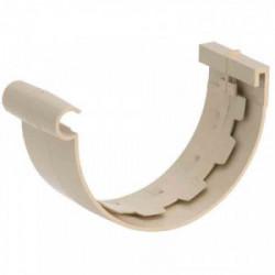 Jonction de gouttière Ø 25 sable de marque GIRPI, référence: B2663000