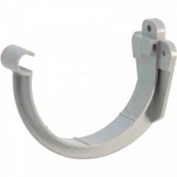 Support de gouttière 1/2 ronde - gris de marque GIRPI, référence: B2663600