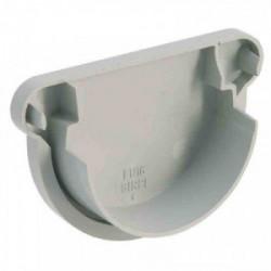 Fond de gouttière pour toit < 71m2 - gris de marque GIRPI, référence: B2664600