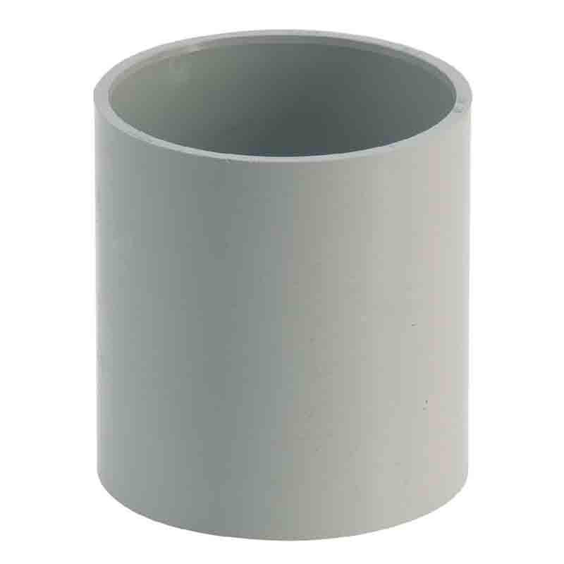 Manchon PVC femelle/femelle gris