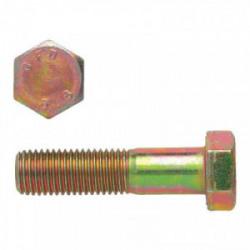 Corps de boulon 6 pans 8/8 zingué Ø 16 x 90 mm - Par 25 de marque GFD, référence: B3136100
