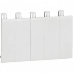 Obturateurs - 5 modules de marque LEGRAND, référence: B3295600