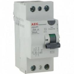 Interrupteur différentiel type AC AEG de marque AEG, référence: B3300300