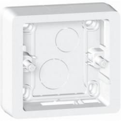 Celiane cadre 1 poste blanc mécanisme de marque LEGRAND, référence: B3327100