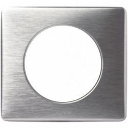 Celiane plaque 1 poste aluminium de marque LEGRAND, référence: B3330100
