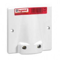 Sortie de câble 95x95 20 / 32A à vis de marque LEGRAND, référence: B3335400