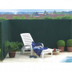 Brise vue vert en maille plastique 100% occultant 1,5 x 25 m TANDEM de marque NORTENE , référence: J3415800
