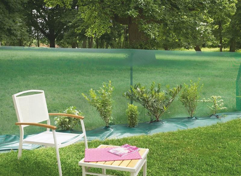 Brise vent 1,2 x 30 m vert WINDANET