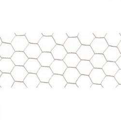 Grillage métal galvanisé triple torsion 1,9cm - 0,5 x 10m de marque NORTENE , référence: J3427200