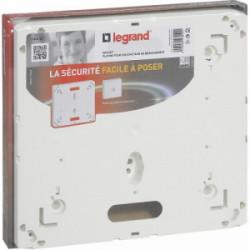 Fond isolant platine pour disjoncteur Legrand de marque LEGRAND, référence: B3496800