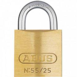 Cadenas laiton massif série 55 - 30 mm de marque ABUS , référence: B3650400