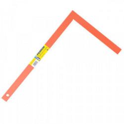 Equerre de maçon 600 mm section 30x5 de marque PERRIN  , référence: B3837700