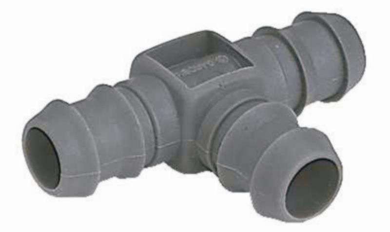 Jonction en T 13 mm - Par 5 - connexion \