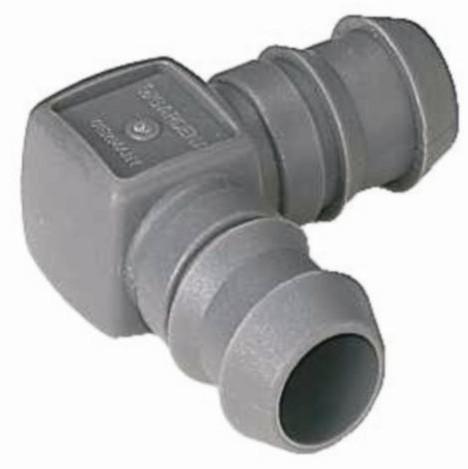 Jonction en L 13 mm - Par 5 - connexion \