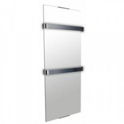 Radiateur sèche serviette Miroir 900W de marque CHEMIN'ARTE, référence: B3983700