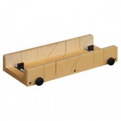 Boîte à onglet pour plinthes avec presses de marque OUTIFRANCE , référence: B3985400