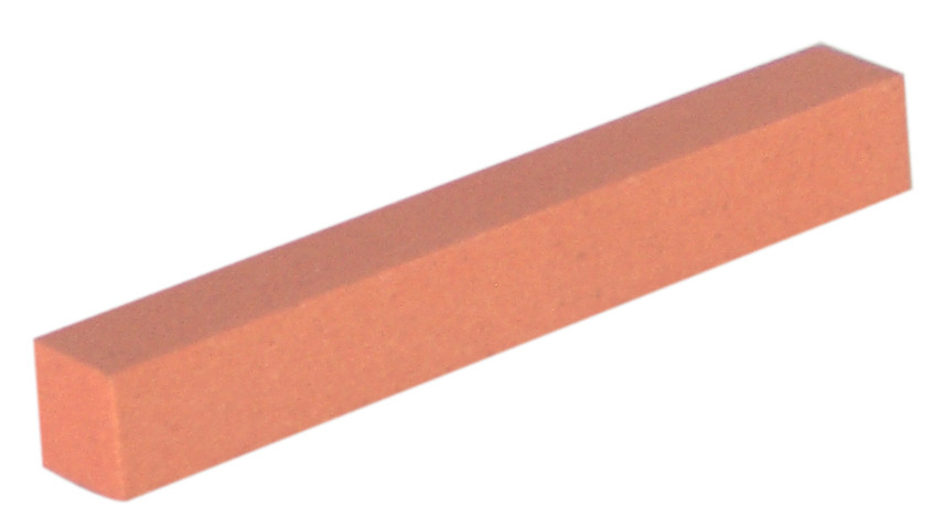 Pierre d'affûtage carrée 100 x 10 mm