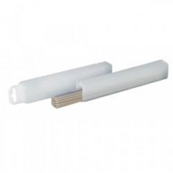 Electrodes de soudure Ø 3,2 mm 40 pièces de marque DECA , référence: B3989500