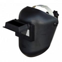 Masque à soudure cagoule + verre de marque DECA , référence: B3989700