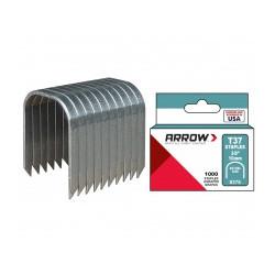 Boîte de 1000 agrafes T37 12 mm de marque ARROW, référence: B4004100