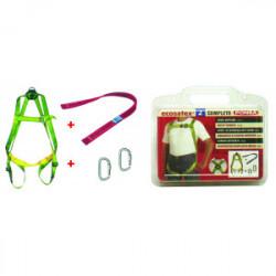 Harnais de sécurité complet Ecosafex 2 (0,8m) de marque PONSA, référence: B4009100