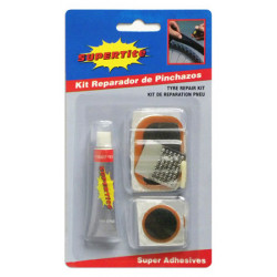 Kit de réparation de chambre à air de marque SUPERTITE, référence: B4012200