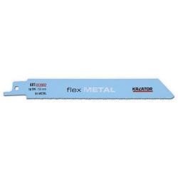 Lame de scie sabre à métal 150 mm - 2 pièces de marque Kreator, référence: B4032100